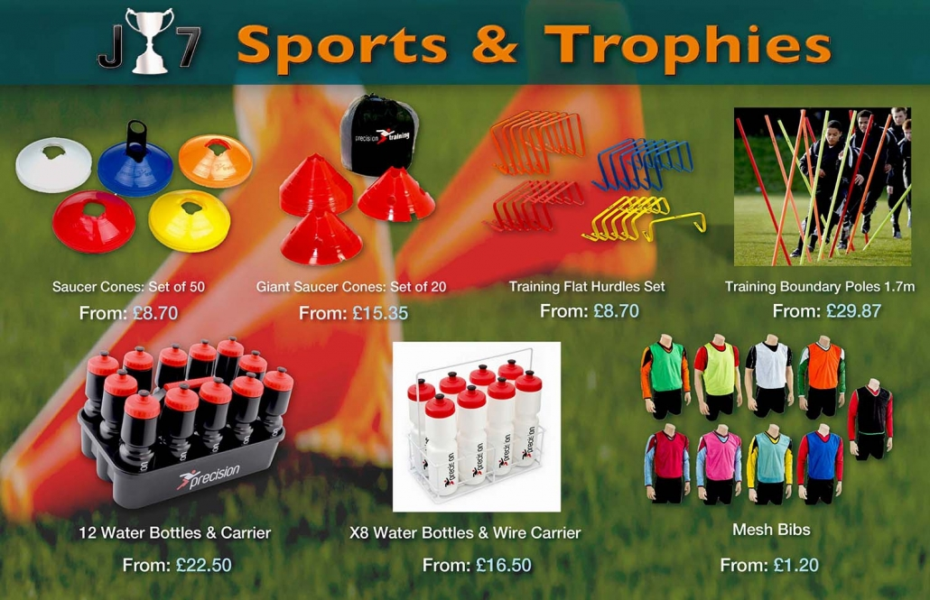 J7 Sports Football Equipment