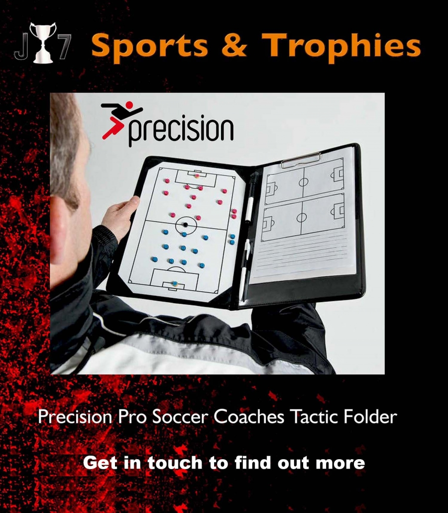 J7 Sports Soccer Tactic Folder