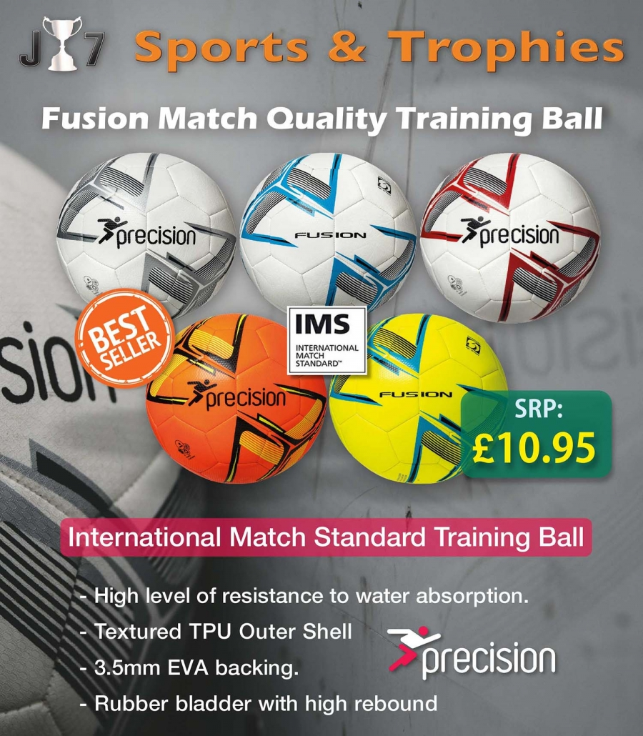J7 Sports football training balls fusion