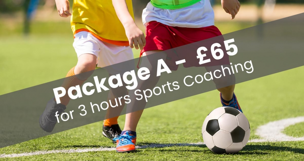 Sports Coaching for Schools Package A