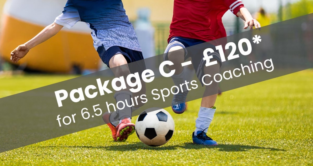 Sports Coaching for Schools Package C
